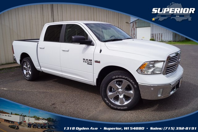 NEW 2019 RAM BIG HORN Crew Cab 4x4 #KS559286