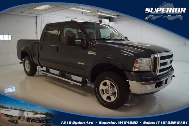 PRE-OWNED 2005 FORD F-250SD 4WD #5EC00698