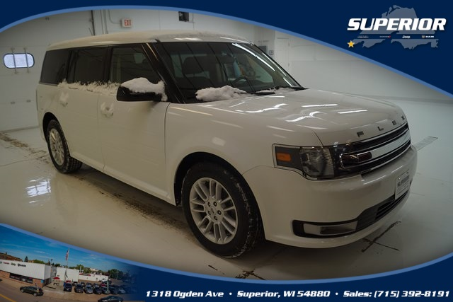 Pre-Owned 2014 Ford Flex SEL