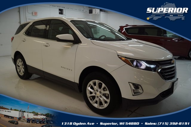 PRE-OWNED 2018 CHEVROLET EQUINOX LT AWD #J6285782