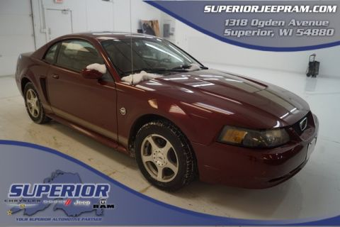Pre-Owned 2004 Ford Mustang V6